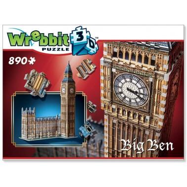 Puzzle 3D Big Ben