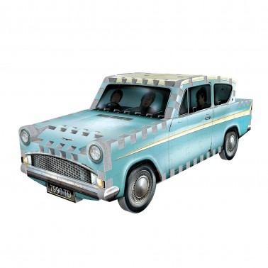 Puzzle 3D Harry Potter Ford Anglia