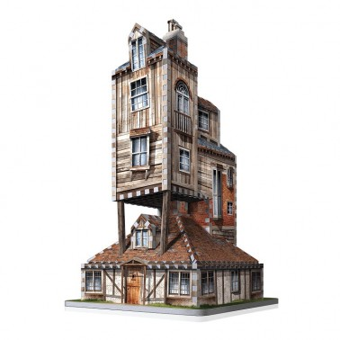 Puzzle 3D Madriguera Weasley