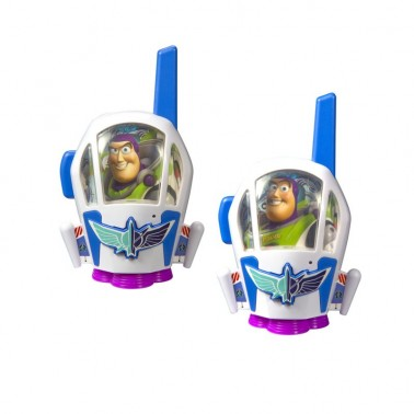 Walkie Talkies Toy Story 4 de Buzz Lightyear