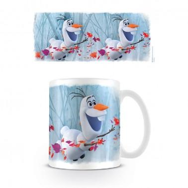 Taza de desayuno Disney Frozen 2 Olaf