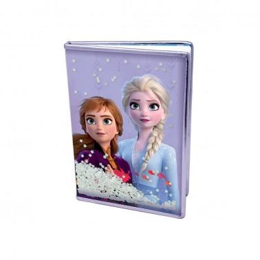 Libreta Disney Frozen 2 Copos de nieve