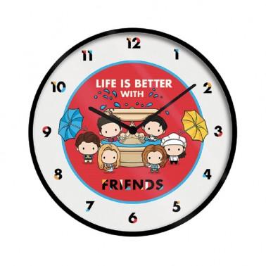 Reloj de Pared Friends Central Perk