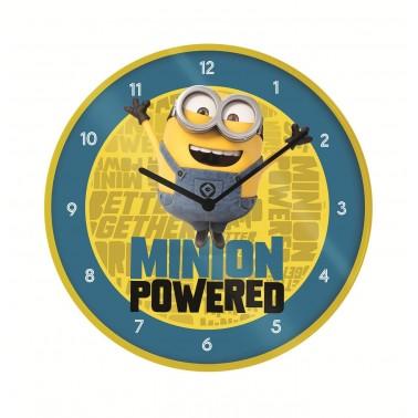 Reloj de Pared Minions (Minion Powered)