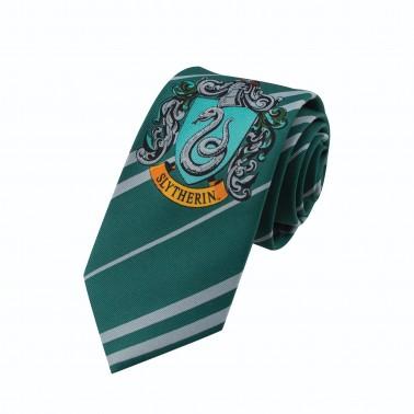 Corbata Harry Potter Slytherin