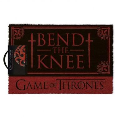 Felpudo Juego de Tronos Targaryen
