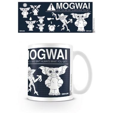 Taza Gremlins reglas Mogwai