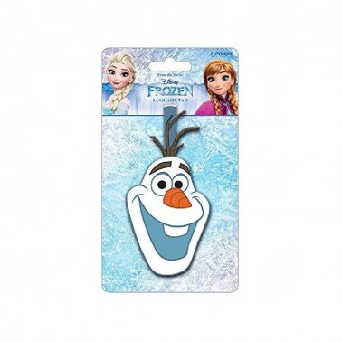 Identificador equipaje Olaf