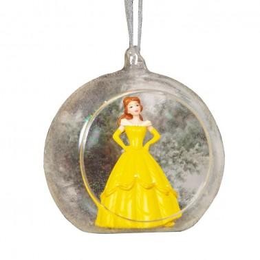 Adorno navideño Bella Princesa en 3D