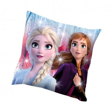 Cojín cuadrado Disney Frozen