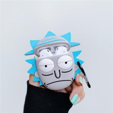 Auriculares Bluetooth Rick & Morty