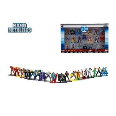 Set de 20 figuras DC Comics Superhéroes