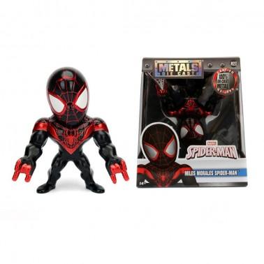 Figura metálica Spiderman Miles Morales