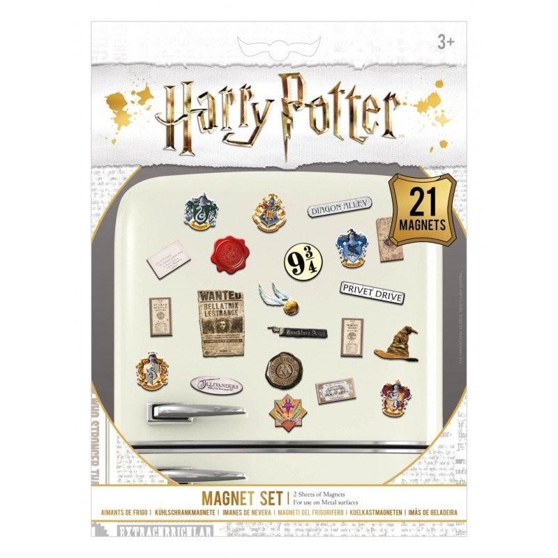 Juego de imanes Harry Potter Wizardry