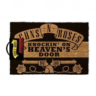 Felpudo Guns N' Roses