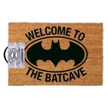 Felpudo Batman Wellcome to the Batcave
