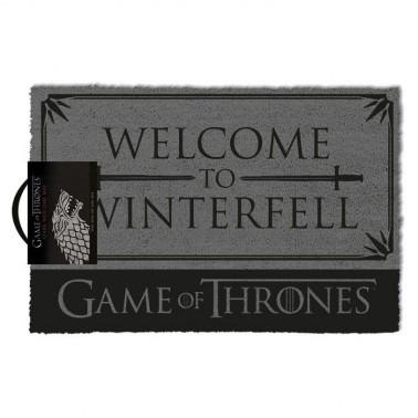 Felpudo Stark Invernalia