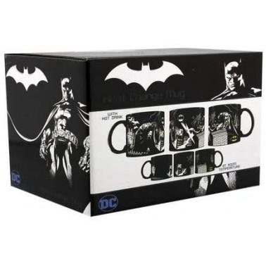 Taza cambio de diseño DC Comics Batman