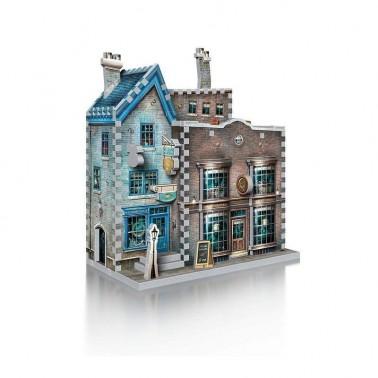 Puzzle 3D La Tienda de Ollivander
