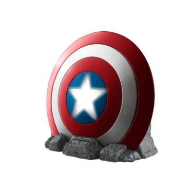 Altavoz Escudo Capitán América con Bluetooth