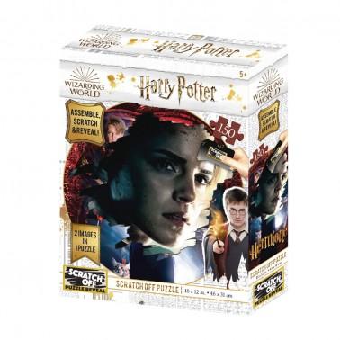 Puzzle 3D- Rasca Hermione 150 piezas