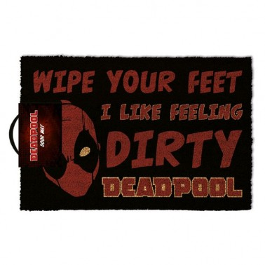 Felpudo Deadpool Marvel