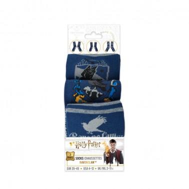 Set de calcetines Harry Potter Ravenclaw