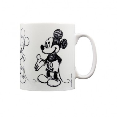 Taza Mickey Mouse Ilustración