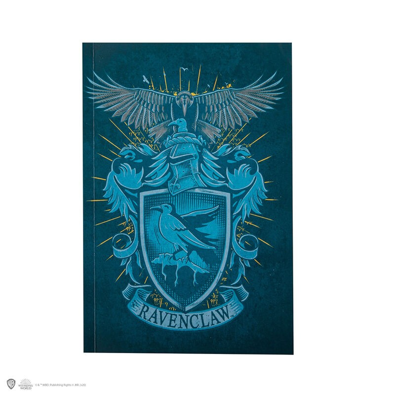 Cuaderno A5  Ravenclaw