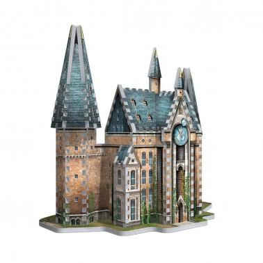 Puzzle 3D Harry Potter Hogwarts Torre del Reloj