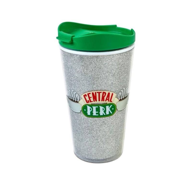 Vaso de Viaje Plástico Friends Central Perk