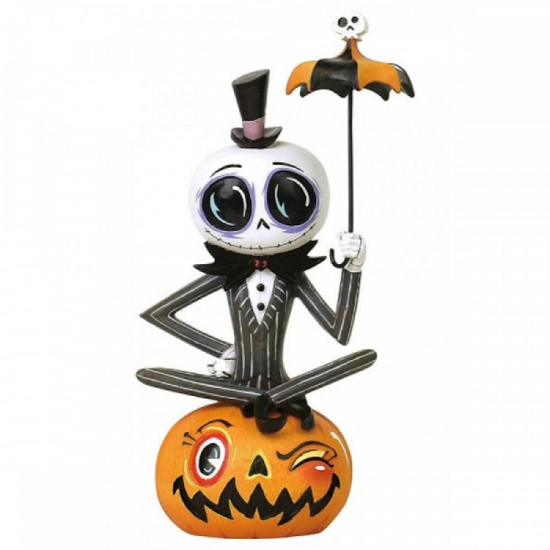 Figura decorativa Pesadilla Jack en Halloween