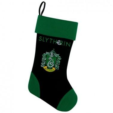 Calcetín de Navidad Harry Potter Slytherin