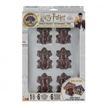 Molde Silicona Harry Potter Rana