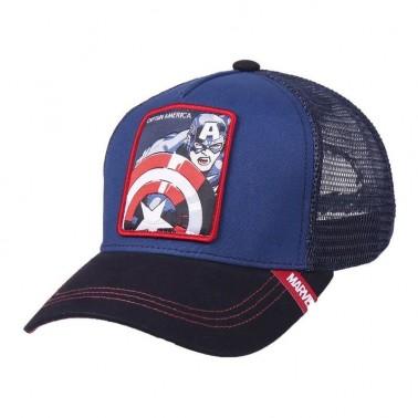 Gorra premium Capitán América
