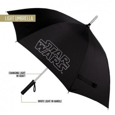 Paraguas Star Wars Espada Láser