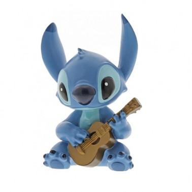 Figura decorativa Disney Stitch con ukelele