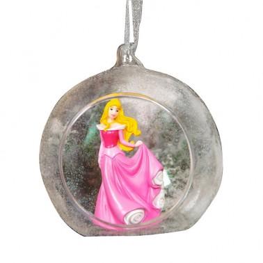 Adorno navideño La Bella Durmiente Princesa en 3D