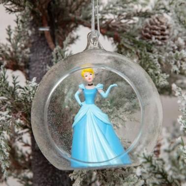 Adorno navideño La Cenicienta Princesa en 3D