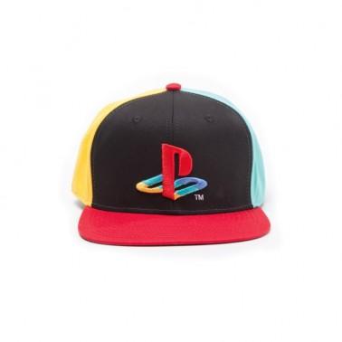 BIO - Gorra Snapback Playstation Logo Original