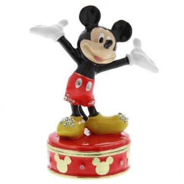 Caja abalorios Mickey