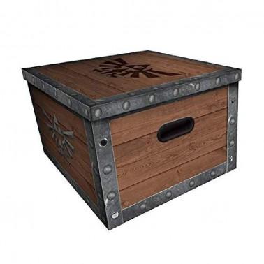 Caja de almacenaje Zelda