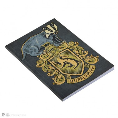 Cuaderno A5 Harry Potter Hufflepuff