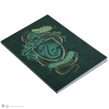 Cuaderno A5 Harry Potter Slytherin