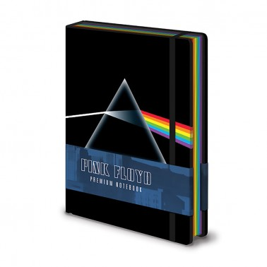 Cuaderno premium Pink Floyd The Dark Side