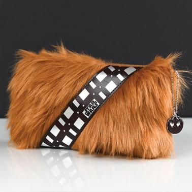 Estuche escolar Star Wars Chewbacca