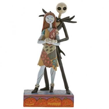 Figura decorativa Jack y Sally