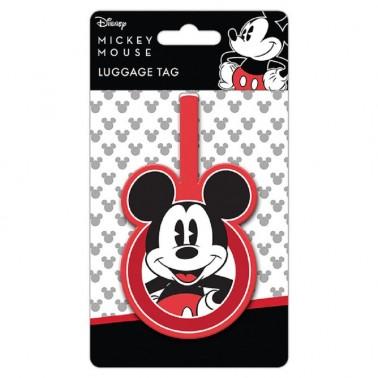 Identificador Maletas Disney Mickey Mouse
