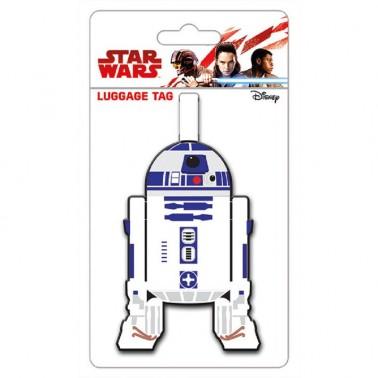 Identificador Maletas Star Wars R2-D2