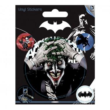 Juego de pegatinas Batman